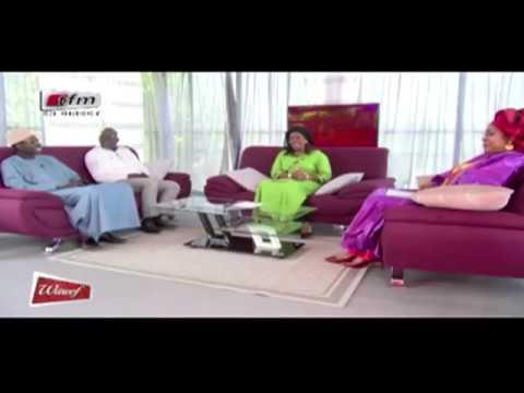 Quand Taib Socé parle de Adja Déguéne Chimère Diallo sur le plateau de wareef
