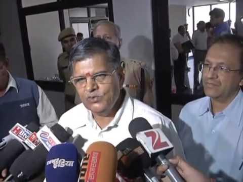 गृह मंत्री गुलाबचंद कटारिया ने कहा, पुलिस को लेने होंगे कड़े फैसले