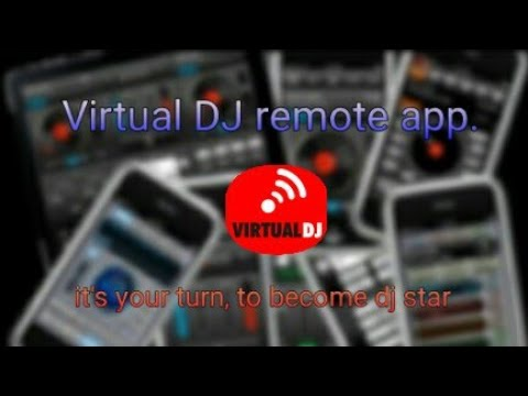 Virtual DJ Remote App Free Download For Android.