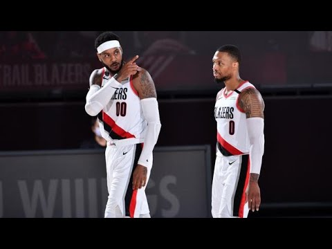(LIVE CALL-IN SHOW) DAMIAN LILLARD DROPS 61 AND IS BETTER THAN LEBRON NOW; MELO COMING!