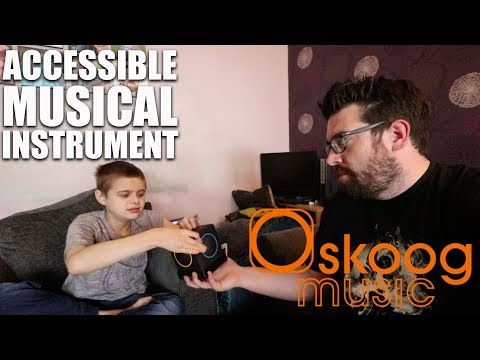 ACCESSIBLE MUSICAL INSTRUMENT FOR CHILDREN WITH AUTISM   FAMILY VLOG
