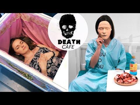 Обзор СМЕРТЕЛЬНОГО Instagram кафе Kid Mai Death Cafe | Пранк над мамой