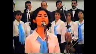 17 Aralik 1998 Yalova Musikİ DerneĞİ Konserİ Şef ErdİnÇ Çelİkkol Solİst Fatma Se