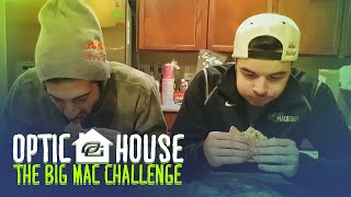 The OpTic House Big Mac Challenge