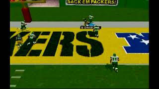 Madden 97 Saturn   Season 1 game 2