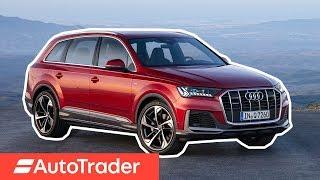 FIRST LOOK: 2019 Audi Q7