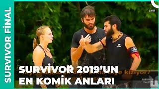 Survivor 2019'un En Komik Anları - Survivor 109. Bölüm