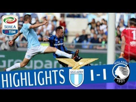 Lazio - Atalanta 1-1 - Highlights - Giornata 36 - Serie A TIM 2017/18