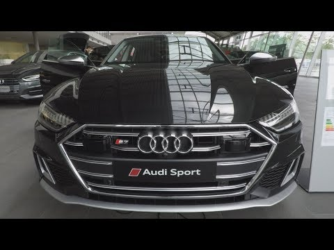 2020 Audi S7 Sportback TDI Quattro 349HP / Price: €100 000