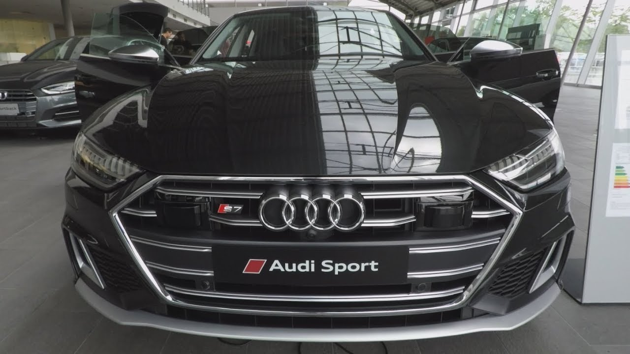 2020 Audi S7 Sportback Tdi Quattro 349hp Price 100 000 Youtube