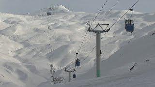 Слишком поздняя зима: знаменитый горнолыжный курорт терпит убытки