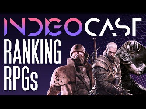 INDIGOCAST #1 | Ranking RPGs With Zhakaron, NerdSlayer & Shalashaskka