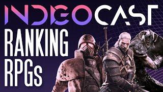 INDIGOCAST #1   Ranking RPGs With Zhakaron, NerdSlayer & Shalashaskka
