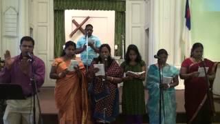 Telugu Christian Worship Song Neetho polchutaku sarvesa FBCTS Rahway NJ