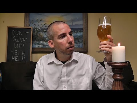ASMR & Beer #34 - Dedicated to Actor Robin Williams & All Those Lost to Suicide & Depression