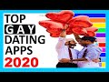 The Top 4 Gay Social Dating Apps! - YouTube