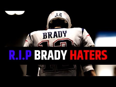 Why Tom Brady is The GOAT | Debunking ALL the Hater Arguments