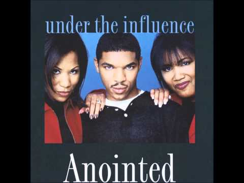 Anointed- Take Me Back