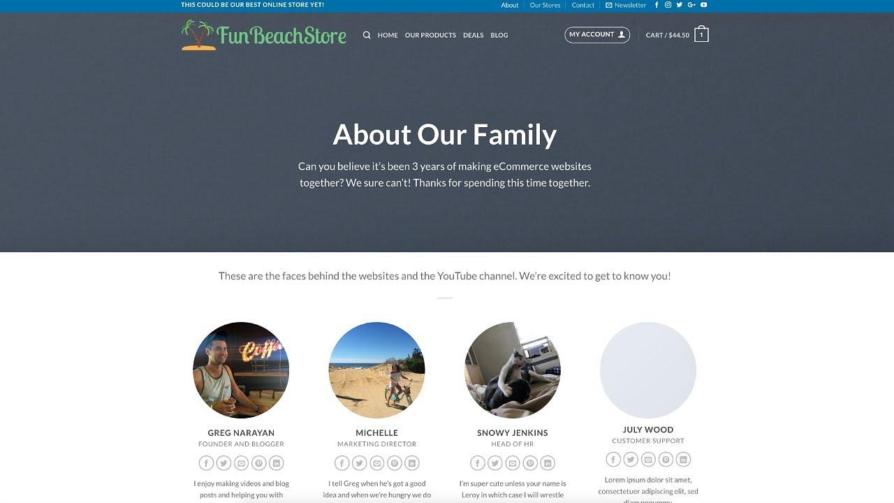 Ecommerce Website: Create Yours in WordPress Quick & Easy