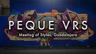 GRAFFITI Tour: Meeting de estilos Guadalajara ft. PEQUE VRS