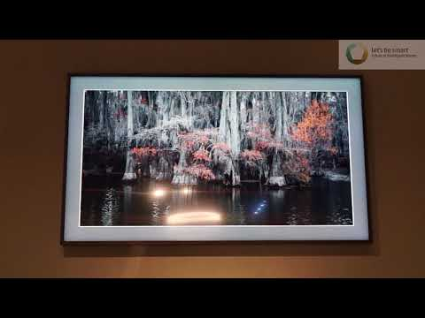 Samsung The Frame - Let's be smart - imm cologne 2018 on YouTube