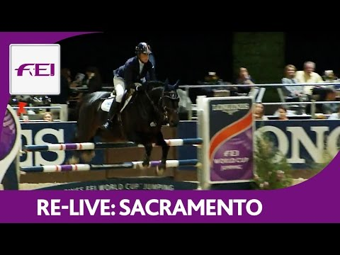 Re-Live | Sacramento | Longines FEI World Cup™ Jumping 2016/