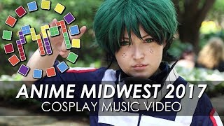 """Anime Midwest 2017 - Cosplay Music Video - """"Make Me Move"""""""