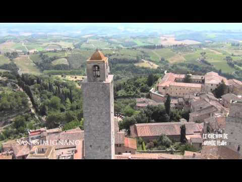 La Toscane : Lucques - Sienne - San Gimignano - Florence - Pise