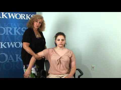 Gloria Coppola Lomi Lomi Chair Massage