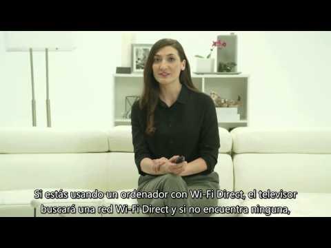 Televisor WebOS: SmartShare