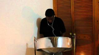 Bacchanalist on Steel Pan (Kerwin Du Bois)