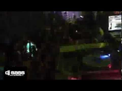 DJ Sass at Levels Penn State University 7/14/12