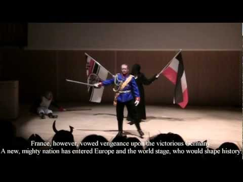 Hetalia 1800 - The Age of Beginnings and Ends [Tracon 2012]