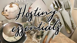 Hosting and Entertaining Server Ware & Dishes (GABRIELLAGLAMOUR)
