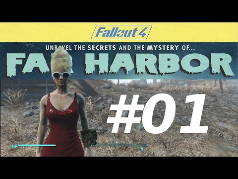 Fallout 4 - Far Harbor DLC #01 -Ein neuer Fall- (deutsch)