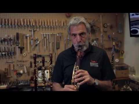 Eddie Daniels on Buddy DeFranco | Backun Clarinet Legends