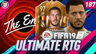 THE END OF THE RTG!!! ULTIMATE RTG - #187 - FIFA 19 Ultimate Team