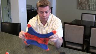 Chuckit! Flying Squirrel Dog Fetch Toy - Product Review & Demonstration