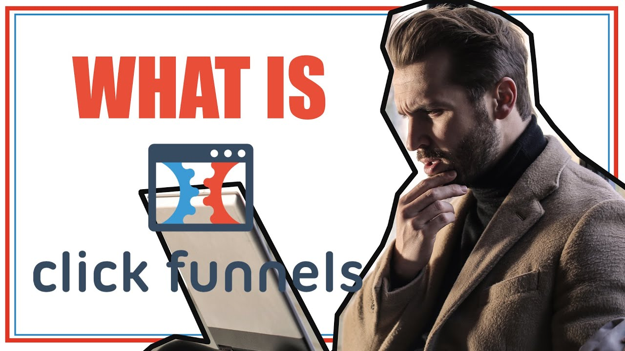 What Is Clickfunnels EXACTLY - NEW 2019 Look Inside