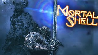 """One Of The Most Promising NEW """"Souls-Like"""" Games! - Mortal Shell Gameplay"""