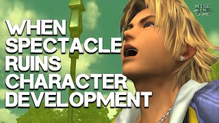 FINAL FANTASY'S WORST CUTSCENE: How FFX Fails Tidus | Mise-En-Game