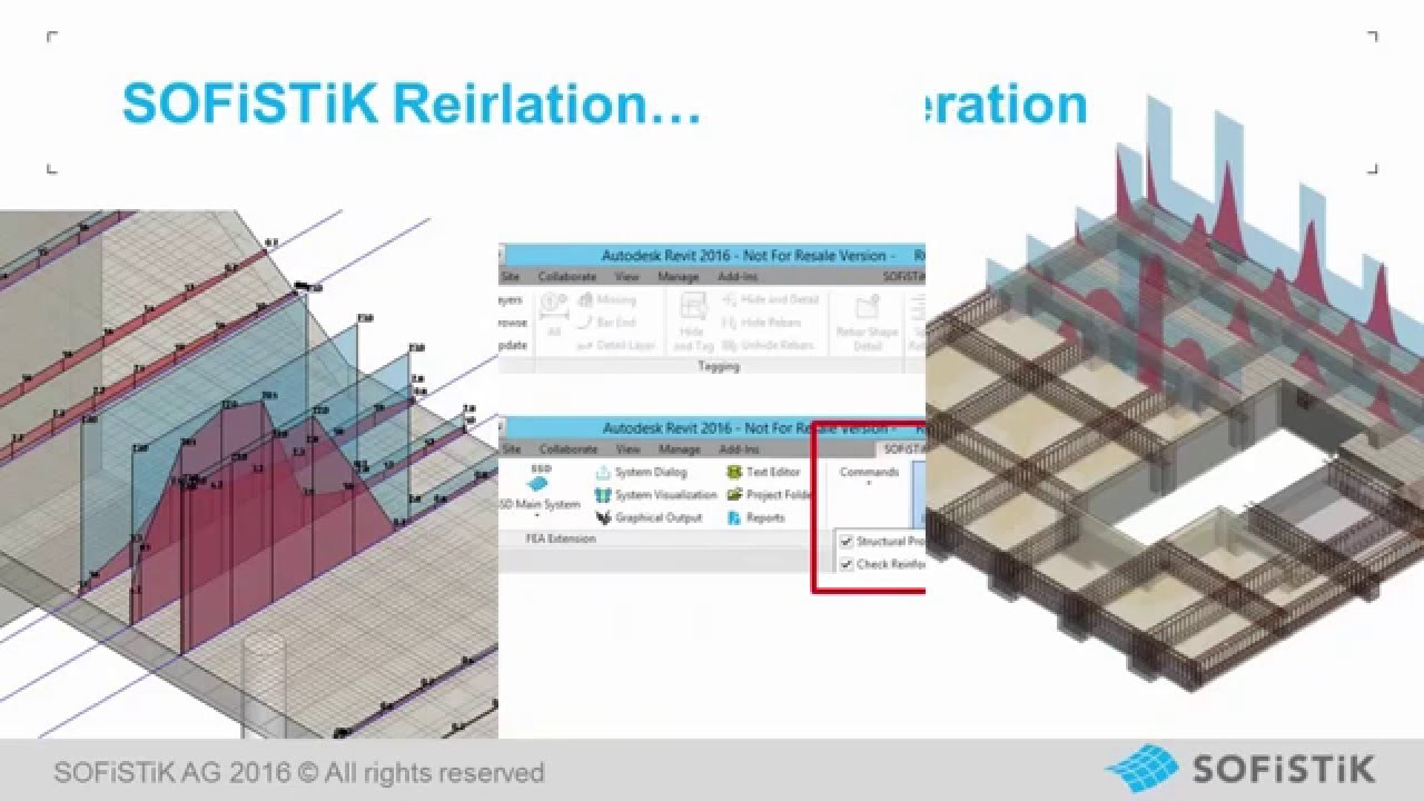 Reinforcement Generation | SOFiSTiK AG