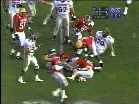Huskers in the NFL - 1998 Senior Bowl