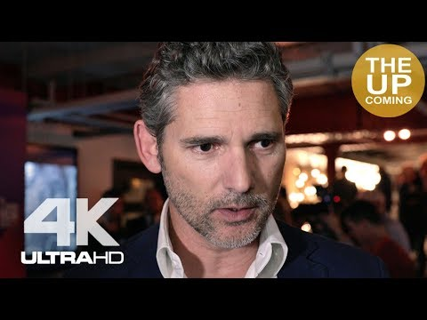 Eric Bana  at The Forgiven premiere for London Film Festival
