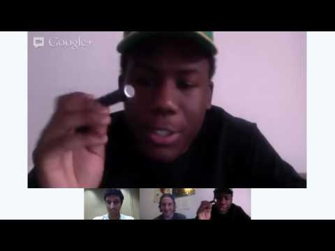 G+ Hangout with Skizzy Mars