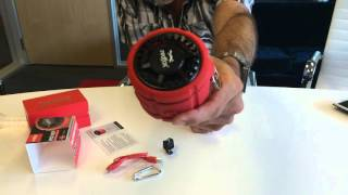 Team Yakusa Redfox Rover Unboxing