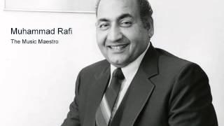 Gambar cover Baar baar din yeh aaye   happy birthday to you Muhammad Rafi