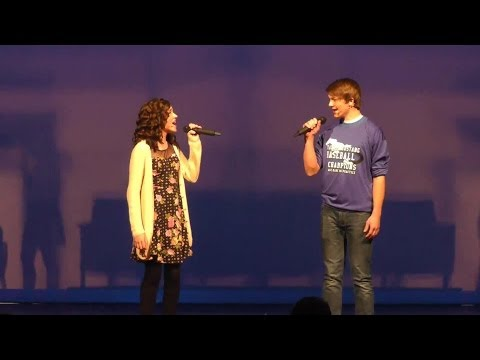 Start of Something New - Taylor's High School Musical