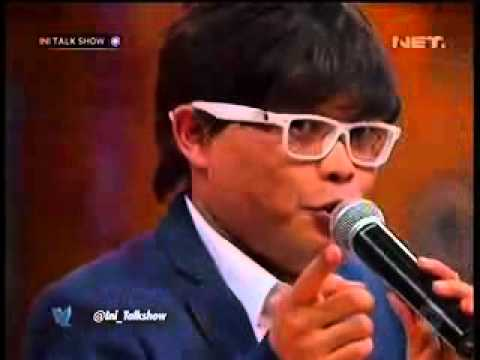 Bang Andre Taulany Feat Kang Sule Nynyi Medley Better Man Di Ini Talkshow   YouT