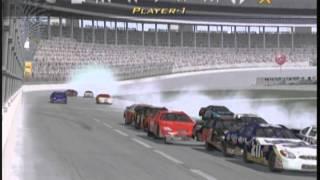 NASCAR Heat 2002 Snowball Cheat Clip 2 Xbox
